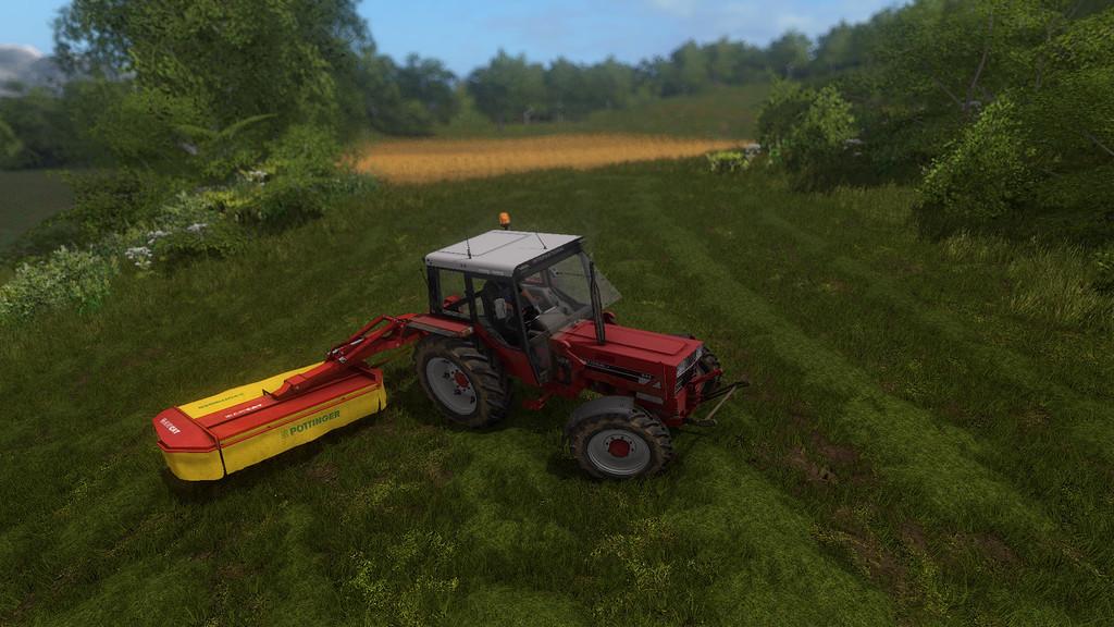 PÖTTINGER Eurocat 275 FS17 - Farming Simulator 17 mod / FS 2017 mod