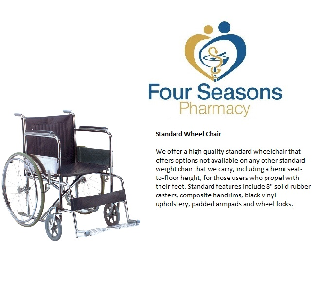 Mobility Aids and Walking Supports | Four Seasons Pharmacy