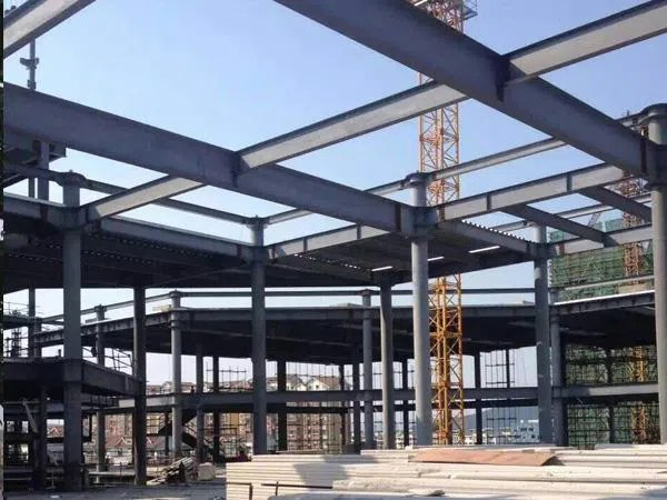 Customized Fire Proof Prefab Steel Structure Residential