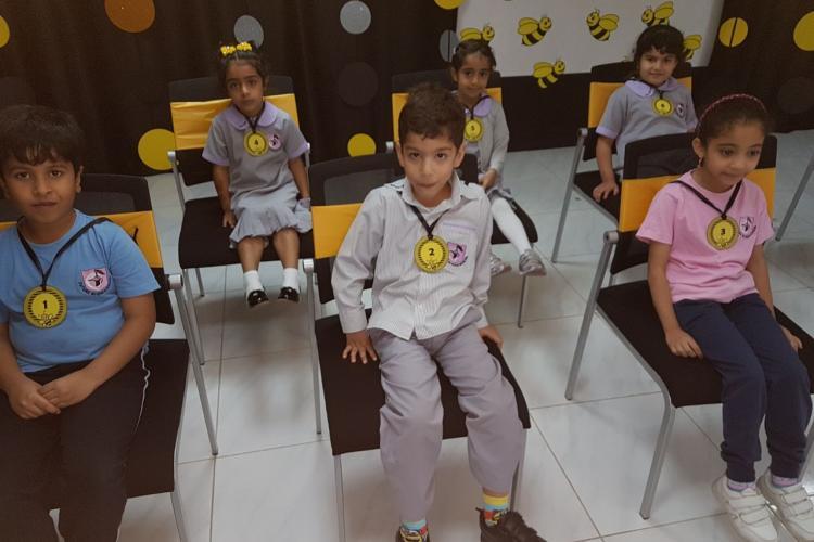 Spelling Bee | Future Science School - Sohar