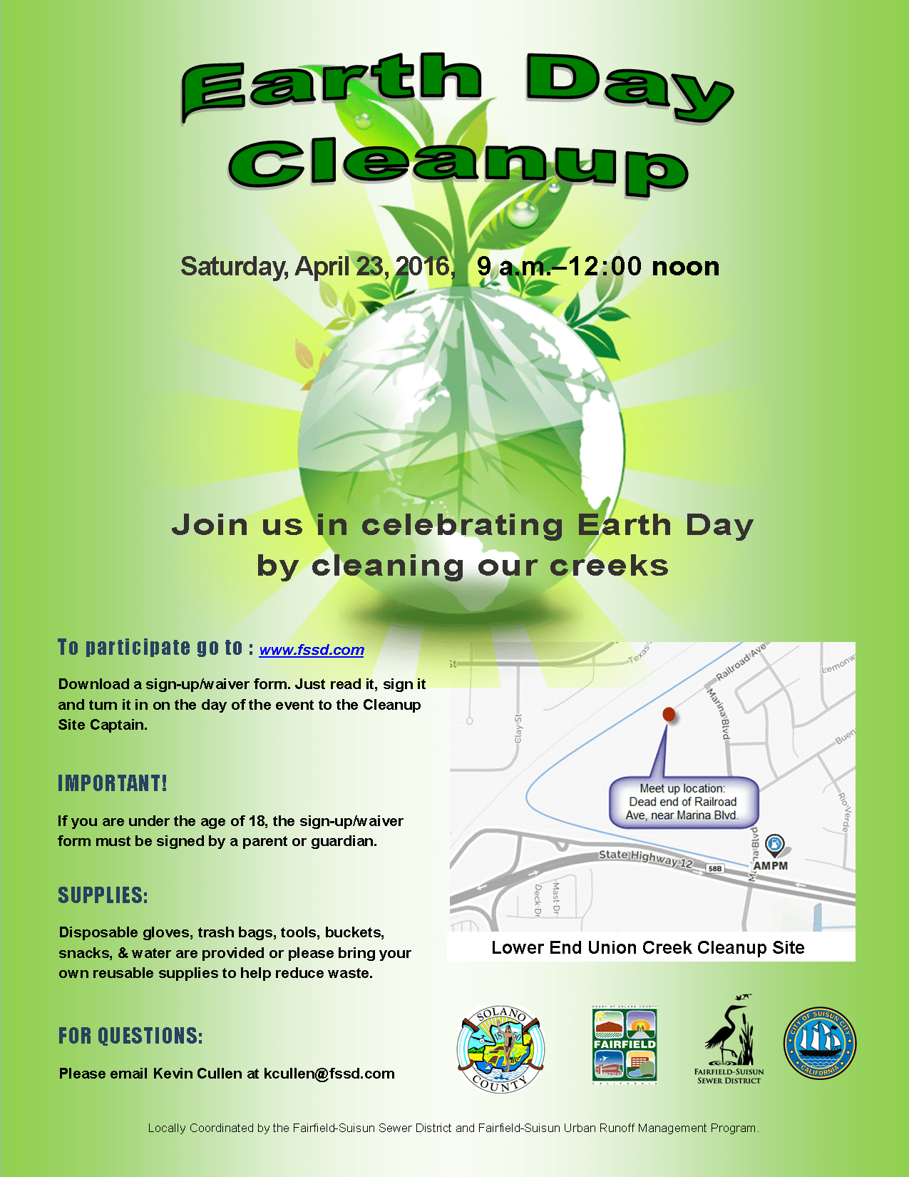 Earth Day Inspires Bay Area To Clean Up