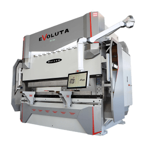 Press Brakes - Warcom Evoluta Press Brake
