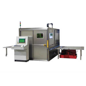 Fiber Laser Welding - Keppels Laser Welding System - Fiber Laser for Dimpled Jacket (Pillowplate) - FST