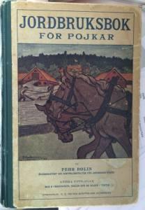 Boken är skriven av Pehr Bolin – överassistent vid centralanstalten för jordbruksförsök, Se där en titel att sträva efter.
