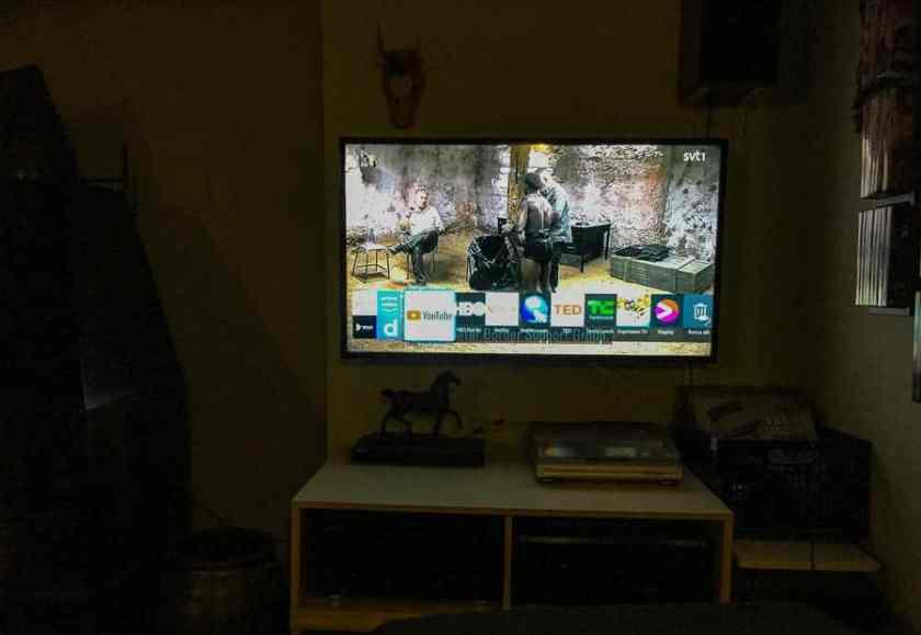 Ska man se film på landet är man för det mesta hänvisad till tv. Men en Smart Tv är kanske inte bästa lösningen.
