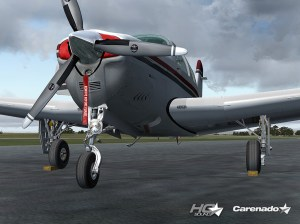 Carenado F33a Bonanza Fsx  Fsx General Aviation  Fsx Add