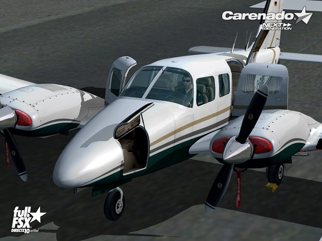 Fsx Wallpaper Hd Carenado Piper Pa 34 200t Seneca Ii Fsx Fsx Allgemeine