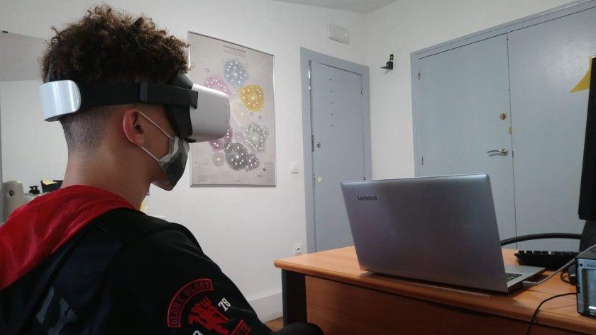 """""""La inclusión de la tecnología en la terapia de los centros de menores utilizando la Realidad Virtual como soporte, ha llegado para quedarse"""""""