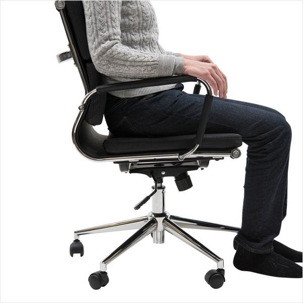 American kontorstol til kontor og mødelokaler siddende FTI