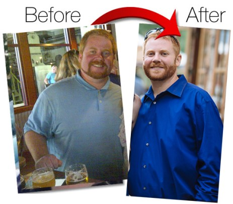 David extreme weight loss