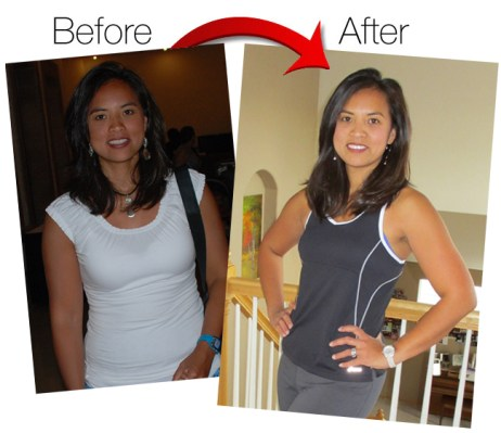 Nanette weight loss