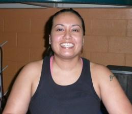 Viviana personal trainer client