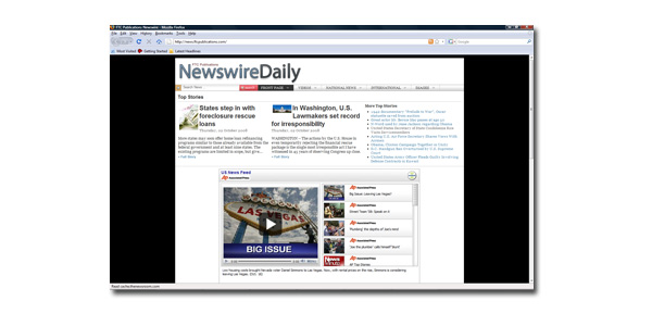 FTC Publications Newswire Daily