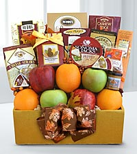 A Healthy Fall Gift Box