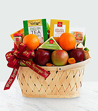 Fruitful Greetings Fruit Basket
