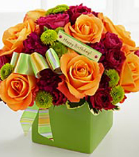 The FTD® Birthday Bouquet - VASE INCLUDED