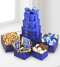 Kosher Tower of Treats