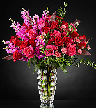 Hearts Wishes Luxury Bouquet
