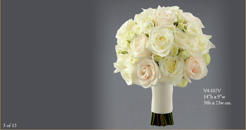 Vera Wang Wedding Flowers Amp Bridal Bouquets FTD
