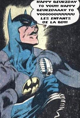 Batman singing_les_enfants_de_la_BD
