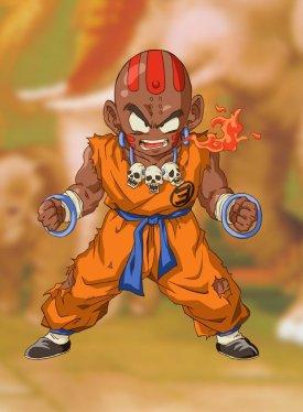 Dragonball_son goku_mashup_