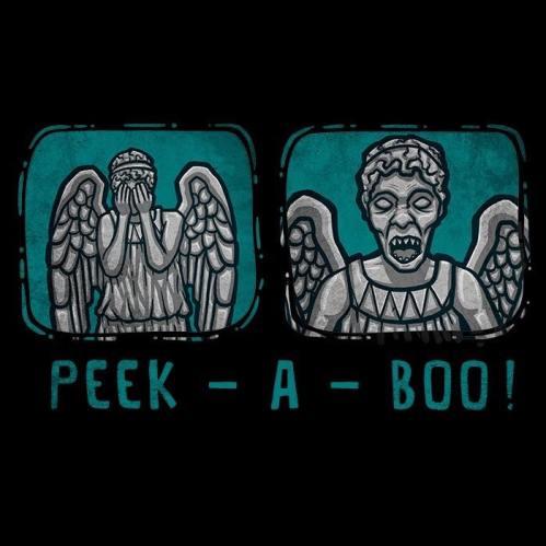 Halloween_Doctor Who_ weeping Angel