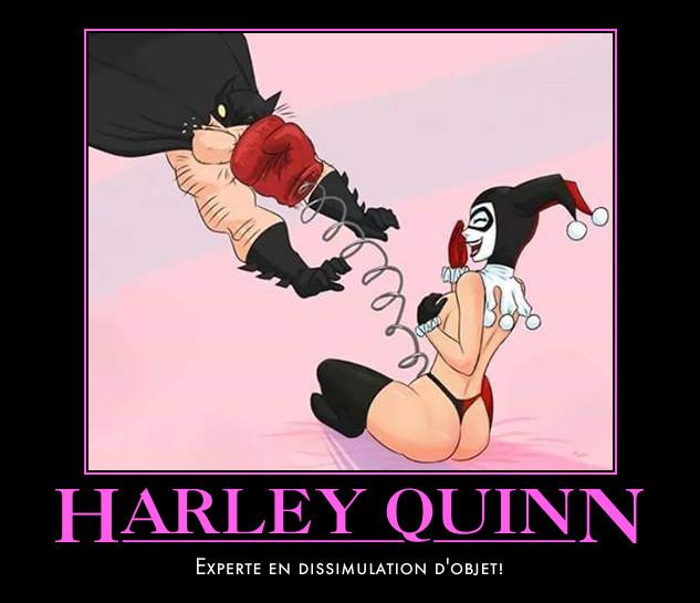 Harley quinn_Batman