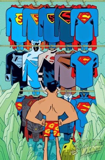 SUPERMAN 42 by Jorge Corona