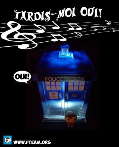 TARDIS moi oui