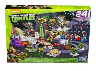arrivages-tmnt-nickelodeon-mega-bloks-calendrier-de-lavent-tortues-ninja-158-pieces-geek-suisse-noel-cadeau-shop