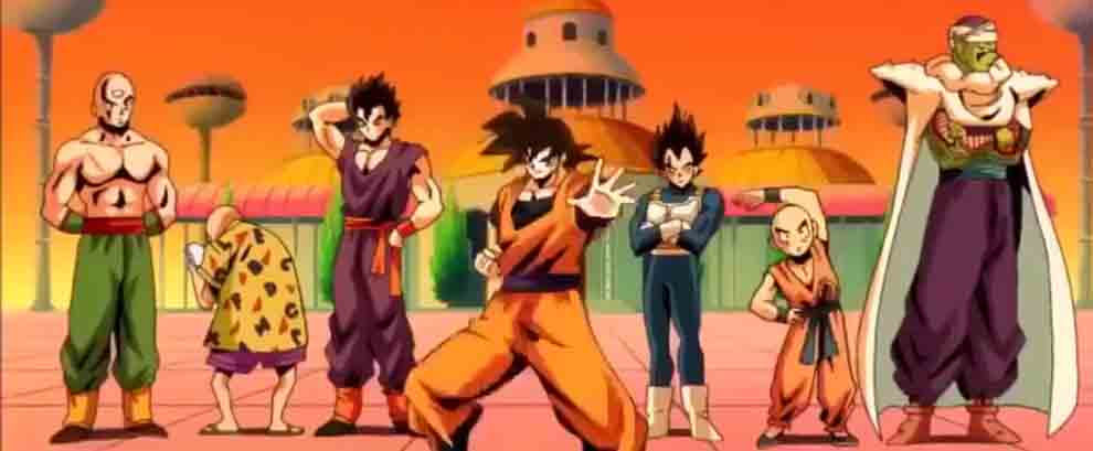 Dragon Ball Super star de la pub