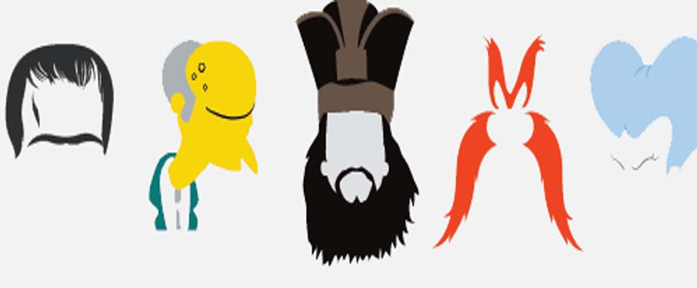 Les vilains vont-ils souvent chez le coiffeur?