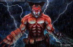 hellboy___wolverine___hellwolf_by_atomiccircus-d4sx8s8