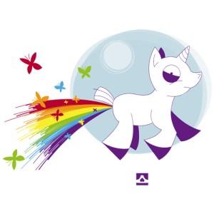 licorne-poney-arc-en-ciel-caca-papillons-myouki