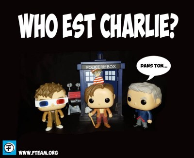 who est charlie