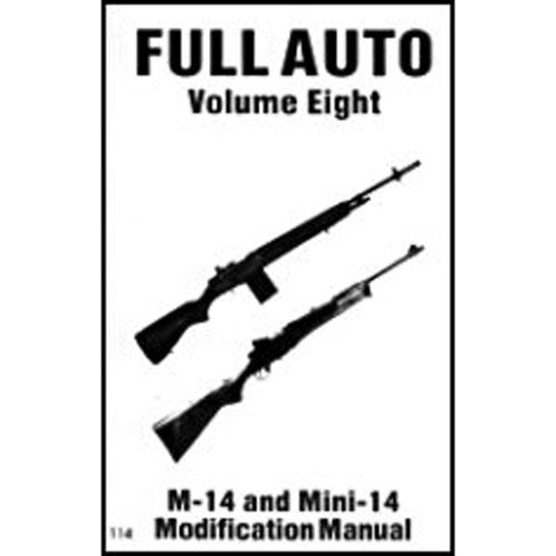 Class II Gunsmith Full Auto Manuals