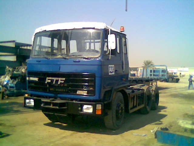 FTF in Dubai - FTF Vrachtwagen Club