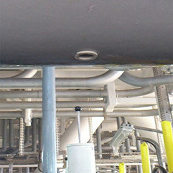 FTI Thermal Insulation GRP Drain Holes