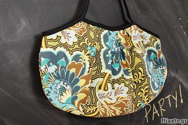Τσάντα με ρέλι