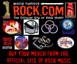 Get Led Zeppelin T-Shirts & Merch from Rock.com