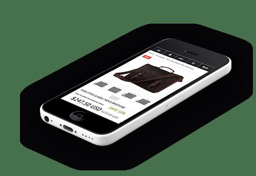mobile optimized ecommerce marketing