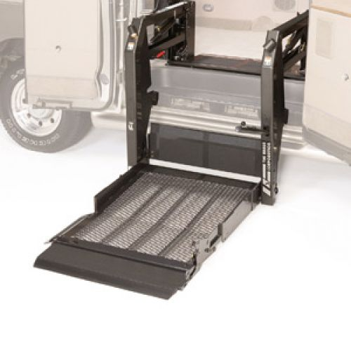 wheelchair lift for truck gci outdoor pico arm chair review braun platform lifts new jersey ft mobility millennium series wheelc