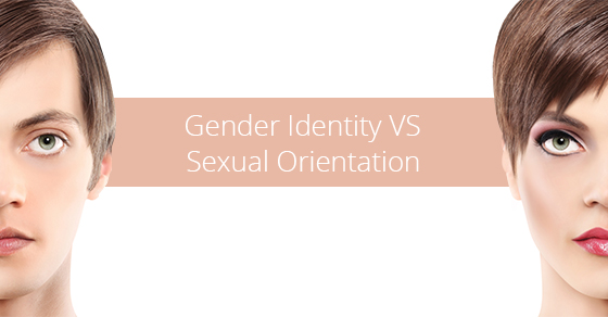 Gender Identity VS Sexual Orientation