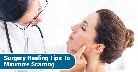 Surgery Healing Tips To Minimize Scarring