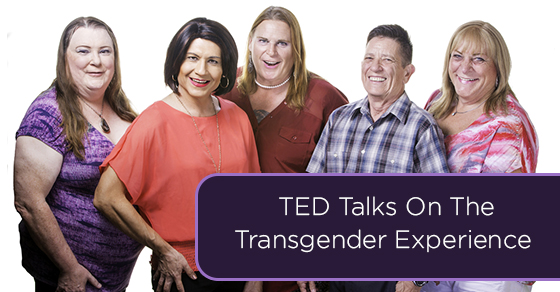 TED Talks On The Transgender Experience