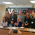 V Congreso FTSP-USO Asturias (Gijón)