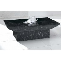 Coffee table books, black marble coffee table sets