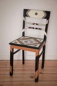 Werkstatttraum Painted Chair-5  Fubiz Media