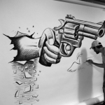 Amazing 3D Pencils Drawings 7