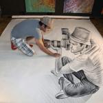 Amazing 3D Pencils Drawings 9